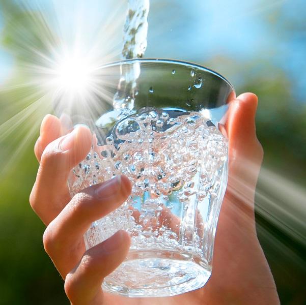 Apie jonizuotą vandenį